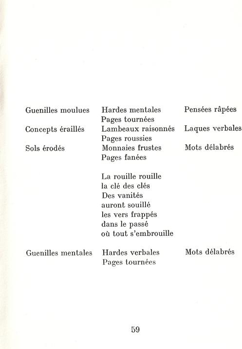 from Morale élémentaire