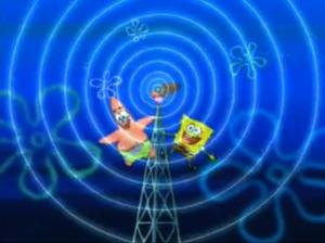 """Turn it up, Patrick!"""