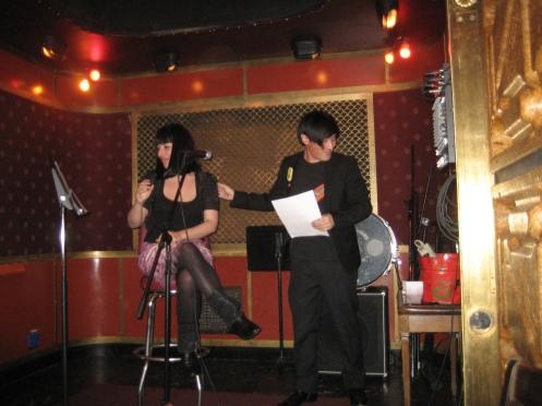 Mike Leong & Estela Lamat